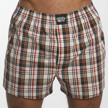 Lousy Livin  Shorts boxeros Lousy Check azul