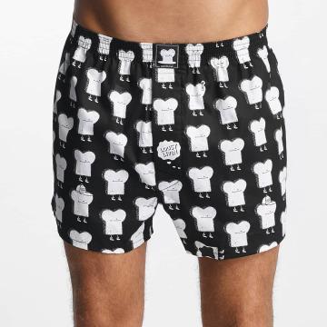 Lousy Livin  Shorts boxeros Toast negro