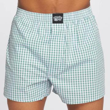 Lousy Livin  Shorts boxeros Lousy Check verde