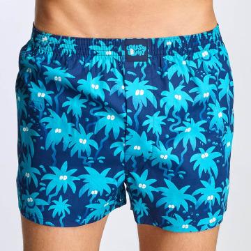 Lousy Livin Boxerky Palm modrá