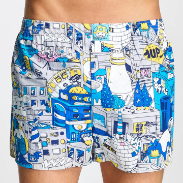 Lousy Livin Boxershorts One Up weiß