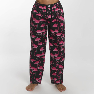 Lousy Livin Pantalone ginnico Flamingo nero