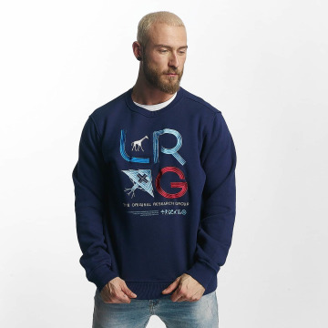 LRG Пуловер Research Collection синий