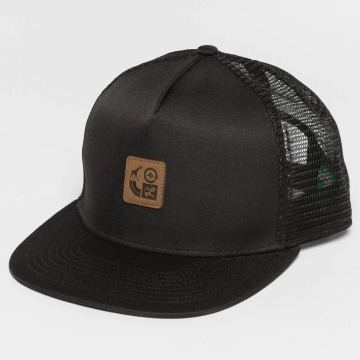 LRG Casquette Snapback & Strapback Icons Trucker noir