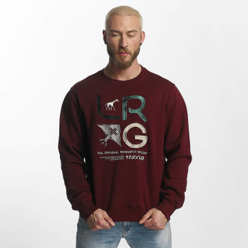 LRG Gensre Research Collection red