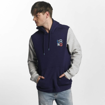 LRG Hoody Research Collection blauw