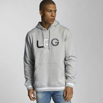 LRG Hoody Research Collection grau