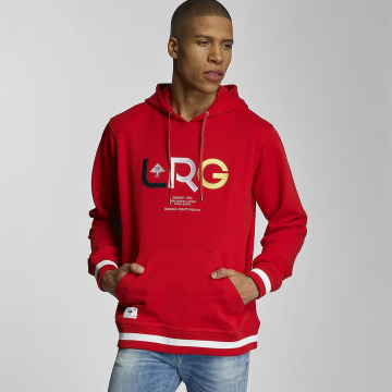 LRG Hoody Research Collection rood