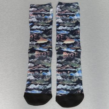 LRG Ponožky Motherland čern