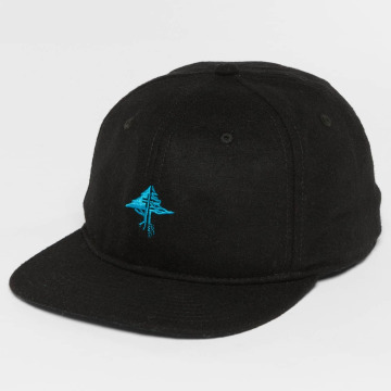 LRG Snapback Cap Home Team black