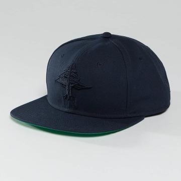 LRG Snapback Cap Research Collection blau