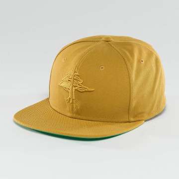 LRG snapback cap Research Collection geel
