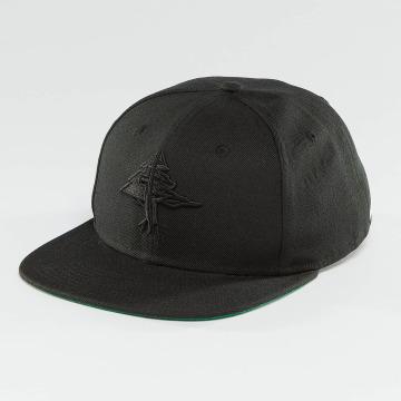 LRG Snapback Cap Research Collection schwarz