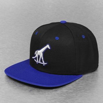 LRG snapback cap Skate Giraffe zwart