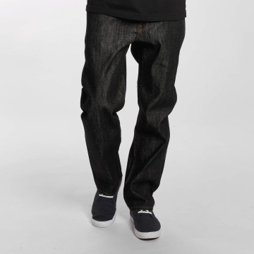 LRG Straight fit jeans RC C47 zwart
