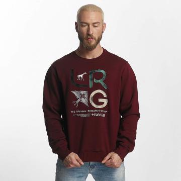 LRG Svetry Research Collection červený