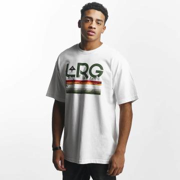 LRG T-shirt Astroland bianco