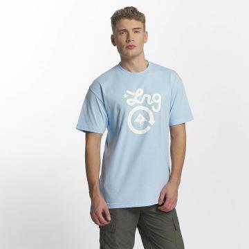 LRG T-Shirt Cycle Logo blau