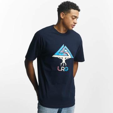 LRG T-Shirt Forward Icon blue