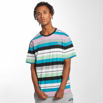 LRG t-shirt Brilliant Youth Stripe Knit bont