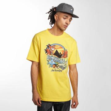 LRG T-Shirt Rock Unsteady gelb