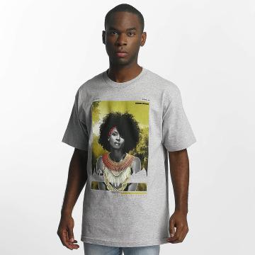 LRG T-Shirt Concious Heads gray
