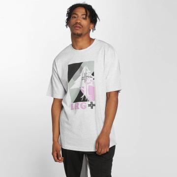 LRG t-shirt The Half Tree grijs