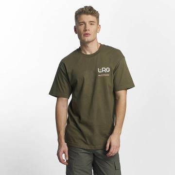LRG t-shirt Lifted 47 groen