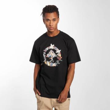 LRG T-shirt Diy Cycle nero