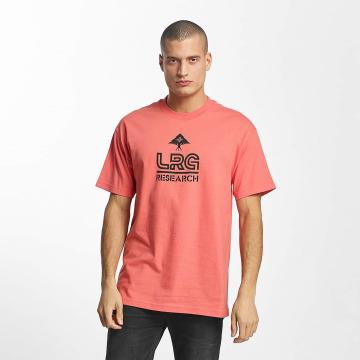 LRG T-Shirt Research orange