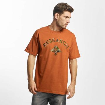 LRG t-shirt Research Arch oranje