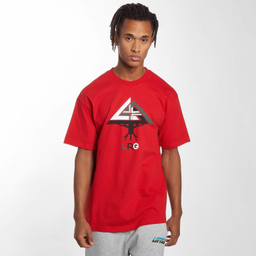 LRG t-shirt Forward Icon rood