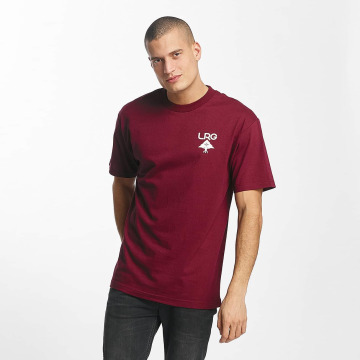 LRG T-Shirt Logo Plus rot