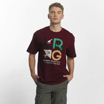 LRG T-Shirt Icon T-Shirt rot