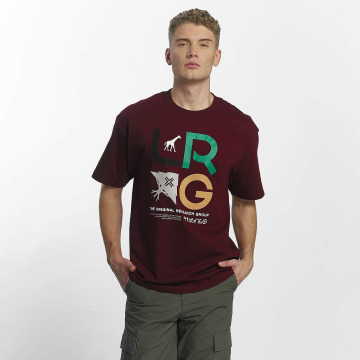 LRG T-Shirt Icon T-Shirt rouge