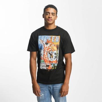 LRG T-shirt Raffgraff svart