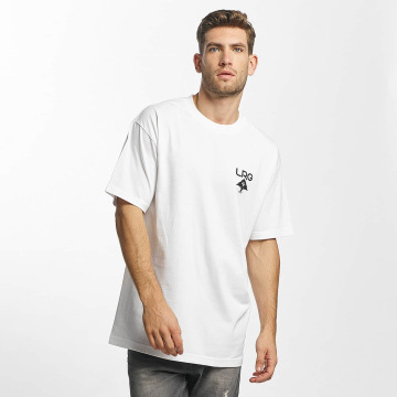 LRG T-Shirt Logo Plus weiß