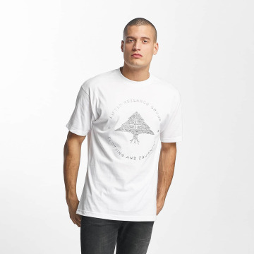 LRG T-Shirt Hand Draw weiß
