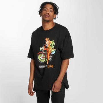 LRG T-shirts Hula Girl sort