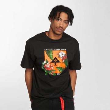 LRG T-shirts Tropics sort