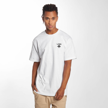 LRG T-Shirty Logo Plus bialy