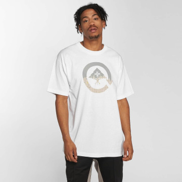 LRG T-Shirty The Fade Away bialy