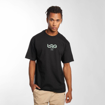 LRG T-Shirty Roots People czarny