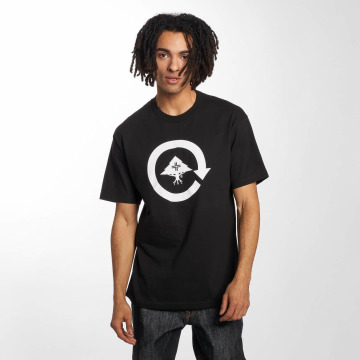 LRG T-Shirty Cycle Logo czarny