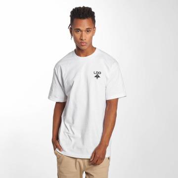LRG T-skjorter Logo Plus hvit
