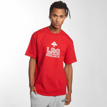 LRG T-skjorter Research 47 red