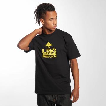 LRG T-skjorter Research 47 svart