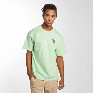 LRG Tričká Logo Plus zelená