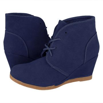 Lucky Shoes Nilkkurit Louna sininen