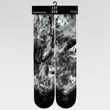 LUF SOX Носки Classics Black Dust черный